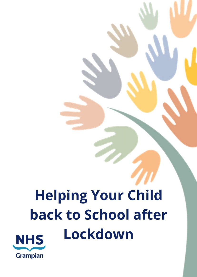 Helping you Child Back to School After Lockdown (CAMHS)