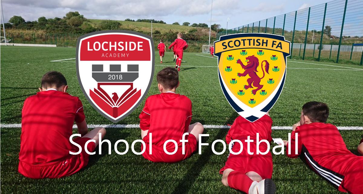 School of Football 2020-21