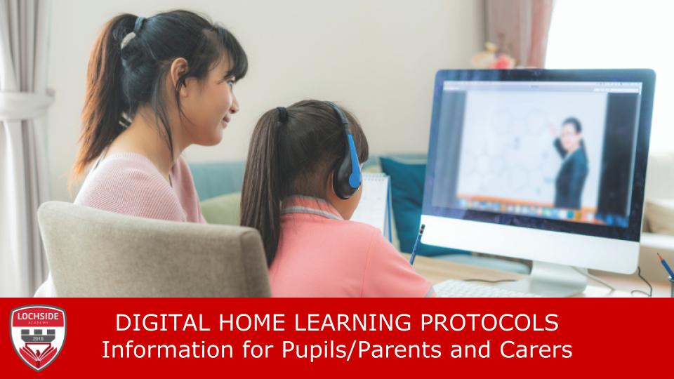 Digital Home Learning – Information for Parents/Carers