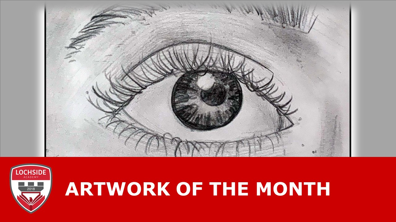 Artwork of the Month March/April